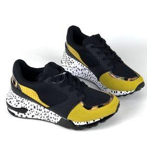 Steve Madden Green Cliff Sneakers